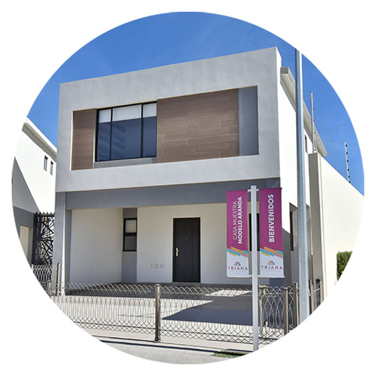 Casa en Saltillo modelo Aranda